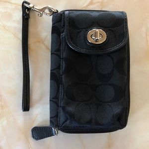 Coach Wallet (Black)